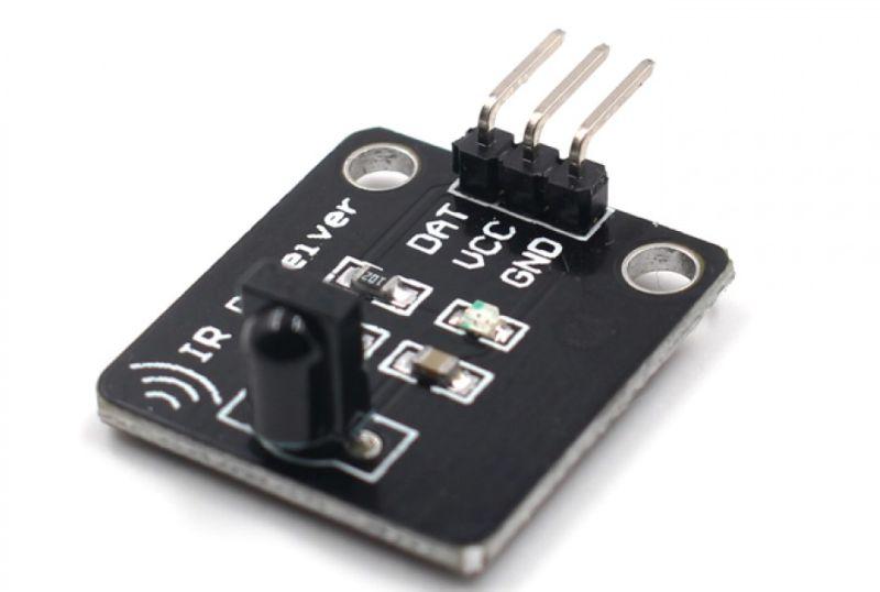44ade611ee0 Jednoduchý modul - infračervený senzor pro snadné připojení k systému  Arduino atd. Můžete si tak postavit vlastní dálkové ovládání